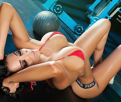 Female Stripper Heidi